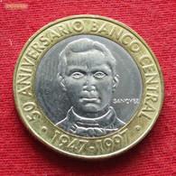 Dominicana 5 Pesos 1997 KM# 88  *V2 Dominican Republic - Dominikanische Rep.