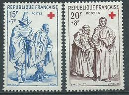 Timbre France Neuf * Yvt N° 1140-1141 - Erinnophilie