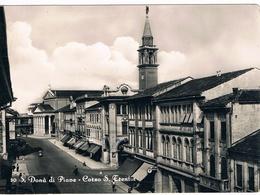 B3487 - San Donà Di Piave, Corso S. Trentin, Viaggiata 1959 - Italia