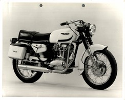 "Ducati 450 TS +-23cm X 17cm "" Perforada "" Moto MOTOCROSS MOTORCYCLE Douglas J Jackson Archive Of Motorcycles - Andere"
