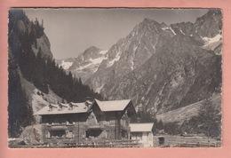 OLD PHOTO POSTCARD - SWITZERLAND - SCHWEIZ -  SUISSE -     KANDERSTEG -  HOTEL GASTERNTHAL SELDEN - GYGER 3988 - BE Berne
