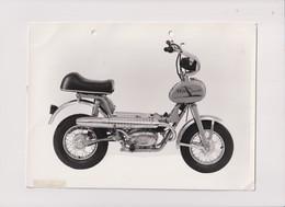 "Italjet Go-Go +-23cm X 17cm "" Perforada "" Moto MOTOCROSS MOTORCYCLE Douglas J Jackson Archive Of Motorcycles - Photos"