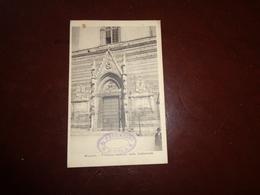 B754   Messina Portone Centrale Della Cattedrale Cm14x9 Viaggiata - Messina