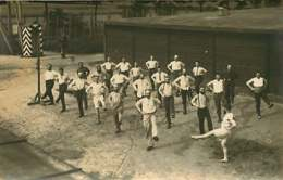 130120A - MILITARIA GUERRE 1914 18 Camp Allemand De Prisonnier Oflag Stalag Kriegsgefangenenlager - Sport Gymnastique - Guerre 1914-18