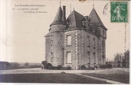 La Mothe Achard  Le Chateau De Brandois  1909 - La Mothe Achard