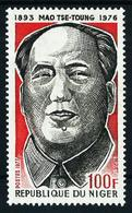 Níger Nº 416 (Mao Tse Tung) Nuevo - Níger (1960-...)