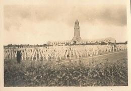 Orig Photo All WW2 : DOUAUMONT : Ossuaire ( 55 ) MEUSE . - 1939-45