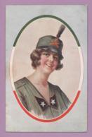 Cartolina Militare Illustratore (Villani) - Militari