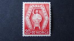 Norway - 1943 - Mi:NO 291, Sn:NO B31, Yt:NO 253, Sg:NO 356, AFA:NO 297**MNH - Look Scan - Norwegen