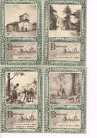 JEANNE D'ARC : Suite De 24 Cartes Postales Neuves. Il En Manque Une Dans La Série. - Histoire