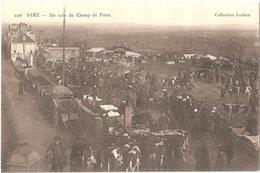 Dépt 14 - VIRE - Un Coin Du Champ De Foire - (Collection Leclerc, N° 226) - Foire Aux Bestiaux - Vire