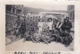 FOTOGRAFIA MILITARI - BETTOLA (PIACENZA) ANNO. 1942 - Piacenza