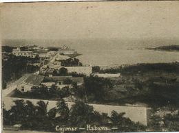Postal Cojimar Ernest Hemingway El Viejo Y El Mar. - Cuba