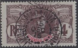 HSN Territoire Du Niger - Madaoua Sur N° 3 (YT) N° 3 (AM). Oblitération De 1916. - Alto Senegal E Niger (1904-1921)