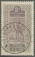 Haut-Sénégal Et Niger - Kita Sur N° 19 (YT) N° 19 (AM). Oblitération De 1916. - Oblitérés