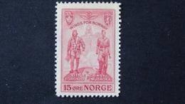 Norway - 1946 - Mi:NO 314, Sn:NO 274, Yt:NO 284, Sg:NO 379, AFA:NO 328**MNH - Look Scan - Norwegen