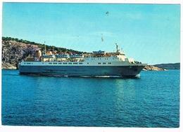 SCH-985  M.S. BUENAVISTA  ( Skagerak-Expressen) - Ferries