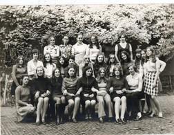 SCHOOL FOTO _     24  OP 18 CM     (  Vermoedelijk   Uit   Staden  ? ?  ) - Photographs