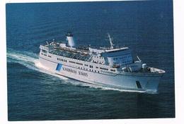 SCH-989   M.S. KING OF SCANDINAVIA ( Scandinavian Seaways) - Ferries