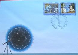 Kazakhstan 2009  Europa - CEPT  Space,Astronomy,  FDC - Europa-CEPT