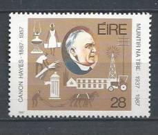 Irlande 1987 N°623 Neuf ** Canon Hayes - 1949-... Republic Of Ireland