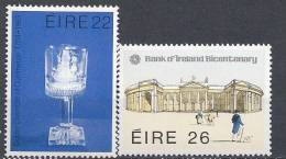 Irlande 1983 N°493-94 Neufs ** Commémoratifs - 1949-... Republic Of Ireland