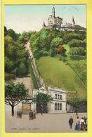 * Luzern - Lucerne (Switserland - Suisse - Schweiz) * (Wehrli AG Kilchberg, Nr 11741) Der Gutsch, Tramway, Gutschbahn - LU Lucerne