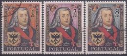 PORTUGAL 1969 Nº 1054/56 USADO - Used Stamps