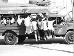 Photo Soudan Les Suk Lorries (taxis Pour Hommes Et Marchandises) Photo Vivant Univers. - Afrika