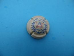 CAPSULE DE CHAMPAGNE  - SENEZ  -  N° 15 An 2000 - Crème - Autres