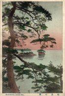 JAPON // JAPAN. Matsushima Isrand Sea - Japón