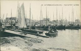 44 LA TURBALLE   /  Vue Du Port - La Cale / - Francia