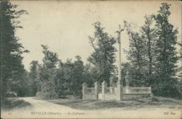 50 REVILLE / Le Calvaire / - Francia