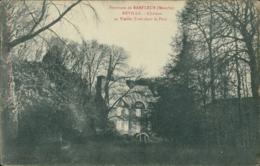 50 REVILLE / Chateau Et Vieille Tour / - Francia