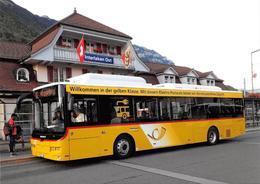 Interlaken Ost    Postauto  Limitierte Auflage! - BE Berne