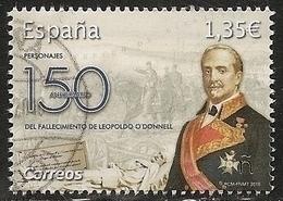 2018-ED. 5249 COMPLETA- 150 Aniversario Del Fallecimiento De Leopoldo O Donnell -USADO- - 1931-Hoy: 2ª República - ... Juan Carlos I