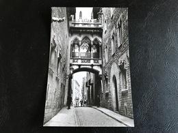 58 - BARCELONA (Barrio Gotico) Calle Del Obispo Dr. Irurita - Barcelona