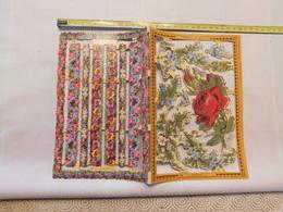 Decoupis Fleur Le Prix Pour 1 Feuille Boite N°44 No Delcampe Pay - Flowers