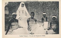 A P 741 -  C P A   AFRIQUE-   SOUDAN-  TOMA -  UN COIN DE L'OUVROIR DE TOMA - Sudan