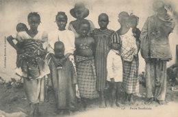 A P 742 -  C P A   AFRIQUE-   SOUDAN-    PETITS SOUDANAIS - Sudan