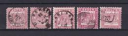Baden - 1862 - Michel Nr.18 - Stempel - Gest. - 25 Euro - Baden