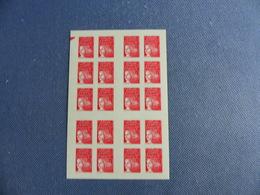 Carnet  MARIANNE  14 Juil X20   N° 3085a C4 -  TYPE II Avec BOPS - Markenheftchen