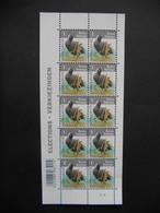 COB 4042 FOULQUE MACROULE   - 15 % DE LA FACIALE - 1985-.. Birds (Buzin)