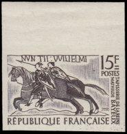 FRANCE   ** 1172 Essai En Gris, Bdf: Tapisserie De Bayeux, Cavaliers - Essais