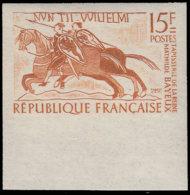 FRANCE   ** 1172 Essai En Orange, Bdf: Tapisserie De Bayeux, Cavaliers - Essais