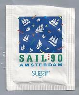 Suikerzakje.- AMSTERDAM. SAIL 90. RAI RESTAURANT. Suiker Sucre Zucchero Zucker Sugar - Sugars