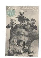 CPA NOEL DE BRETAGNE - Voyage Du Pere Noel - Christmas