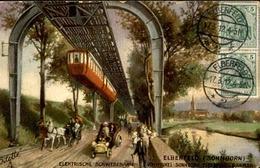 ALLEMAGNE - CP De Elberfeld Pour Beyrouth En 1912, Oblitération Du Bureau Autrichien De Beyrouth - L 51069 - Germany