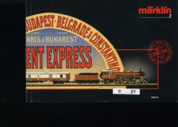 Märklin Spur Z, Katalog 1989/90, Neuwertig - Bücher & Zeitschriften