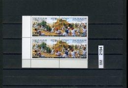 BM2194, Libyen, 1982, Xx, 2 X Zusammendruck 1037, 1038 - Libia
